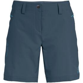 VAUDE Skomer Shorts III Women, azul